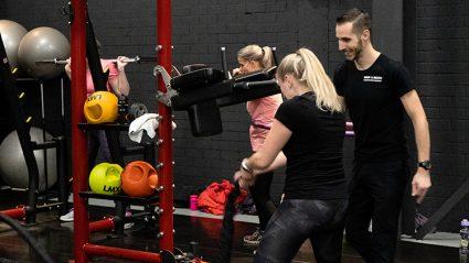 Ruim aanbod fitness Tegelen