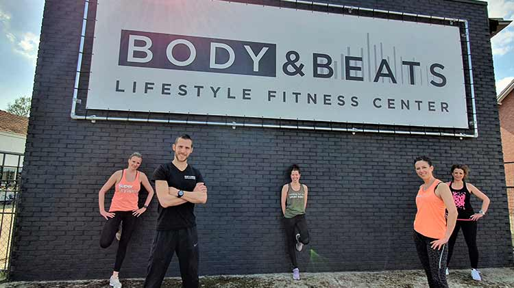 Body & Beats Instructeurs